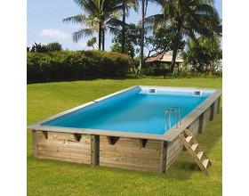 Дървени басейни Ubbink