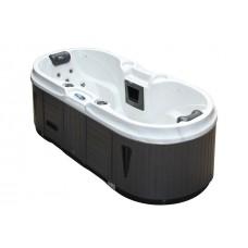 Хидромасажна вана за външен монтаж, модел ''PS200BU'', Spa Point