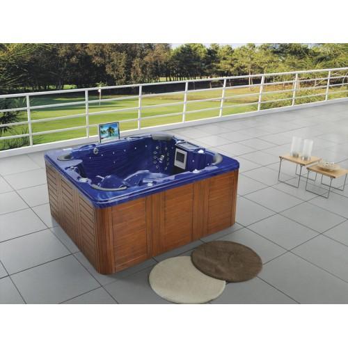 Хидромасажна вана за външен монтаж, модел ''PP3321B'', Pool Point