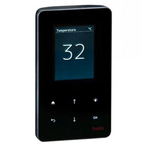 """Контролно дигитално табло за управление на печки за сауна, модел """"T2"""", производител Helo"""