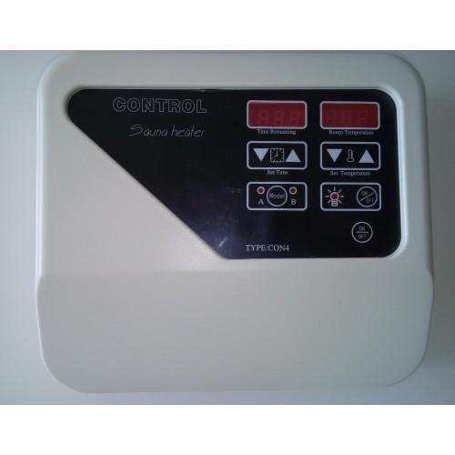 "Контролно табло за външно управление на печка за сауна, модел ""CON4"", производител Spa Point"