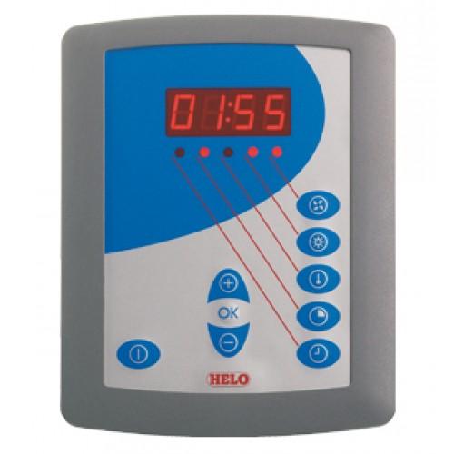 """Контролно дигитално табло за външно управление на печки за сауна, модел """"Digi I"""", производител Helo"""
